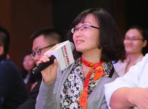 启迪创业孵化器有限公司副总经理、启迪之星(上海)公司总经理韩威现场点评