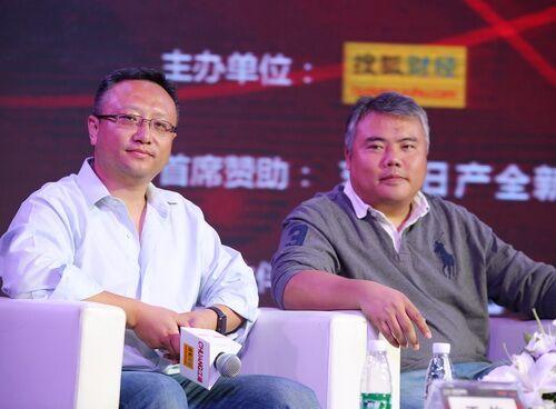 陈昊芝王钧回答创客问题