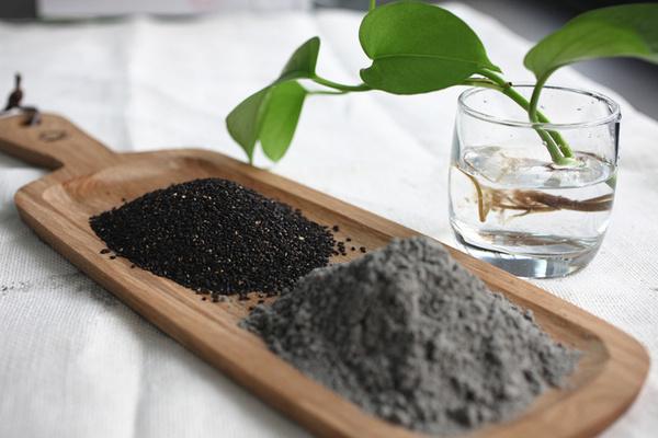 黑芝麻的食疗作用