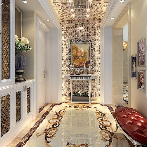 别墅玄关装修设计如何搭配?