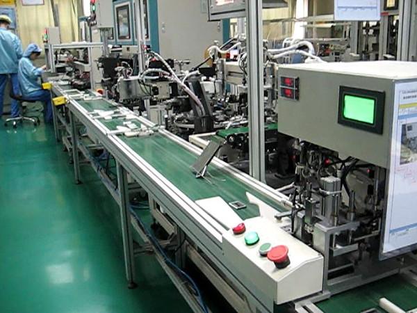 产线基本采用电池设备自动化图片