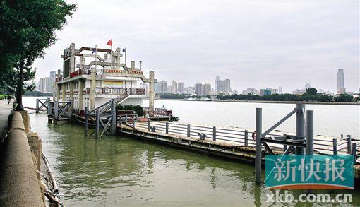 广州塔码头计划改造18座浮趸 仅改造2座其余未果