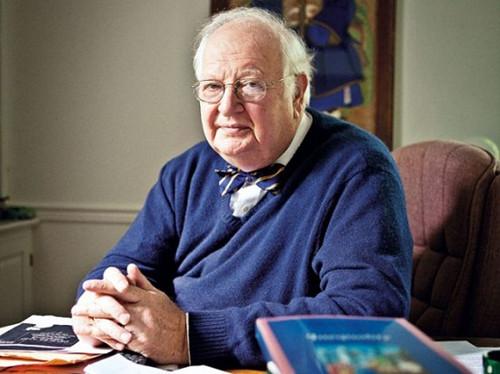 英国微观经济学家安格斯・迪顿。