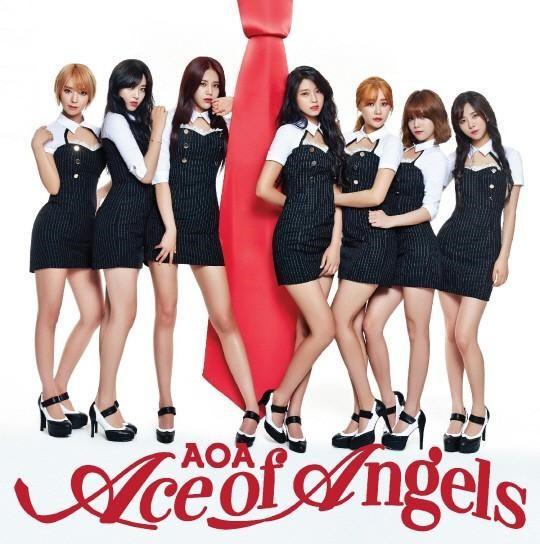日文专辑《Ace of Angels》宣传照
