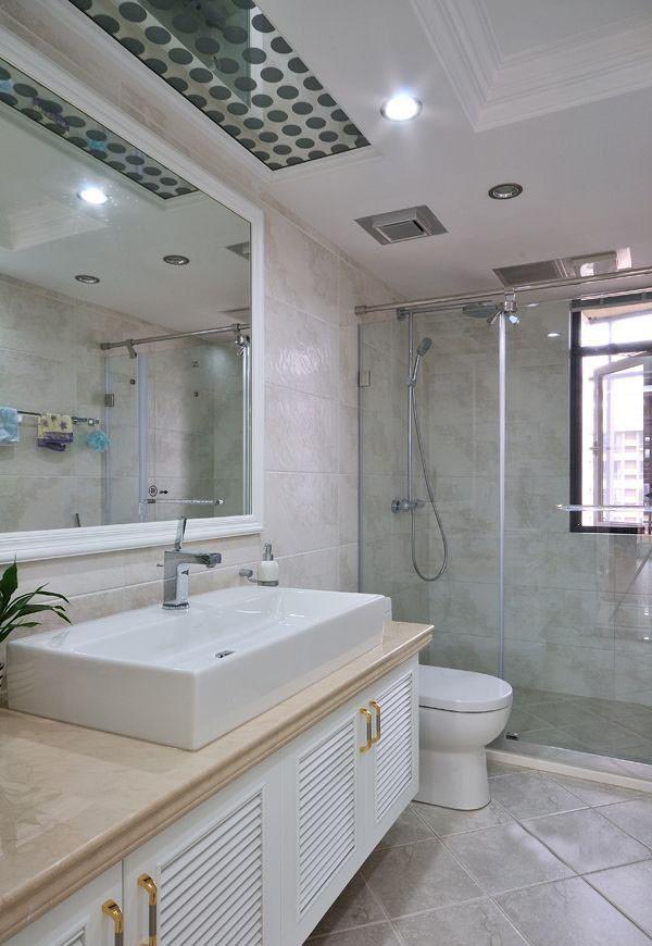 上海别墅装修设计_三房两厅尊享奢华 欧式设计