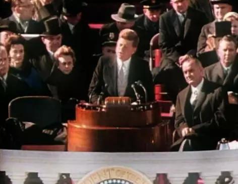 肯尼迪总统就职演说_