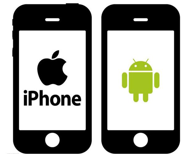 关于安卓机和苹果机的区别