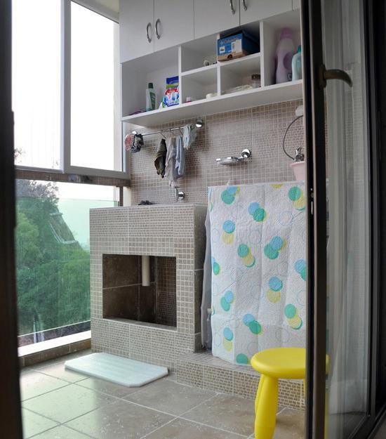 一平米阳台实用装修设计