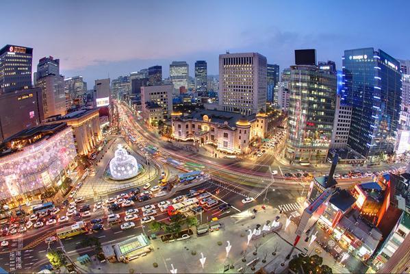 韩国旅游必去景点 一