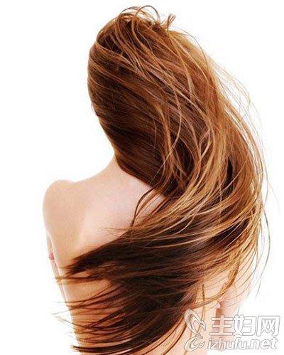 干燥头发护理小窍门图片