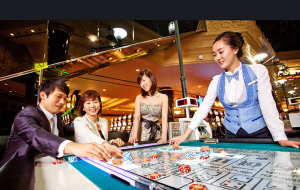 韩国博:焦点访谈之韩国赌场