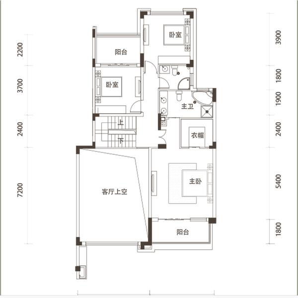 华侨城别墅不单单是看起来那么简单,外表中规中矩,朴实接地气,但内部