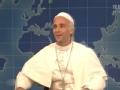《周六夜现场第41季片花》第一期 布什批唐纳德小孩子气 弗朗西斯教皇遭恶搞