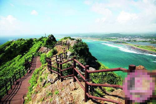 济州岛(材料图像)