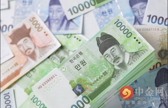 韩国外汇官员:韩元汇价仍高估 美联储年底前或加息