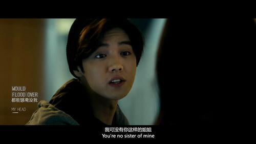 举办了主题曲mv发布会,正式曝光了鹿晗新歌《勋章》的电影版mv.