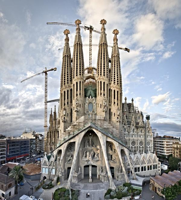 西班牙大学建筑专业怎么样?