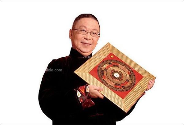中国最著名风水大师刘椰荣受邀至京基百纳广场作毛坯房勘察