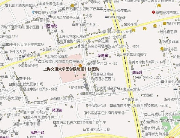 科技 正文  上海市电子地图 喜欢我的朋友可以从新浪微博@地理国情
