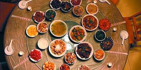 农村婚宴菜单盘点 好吃美味赢好评图片