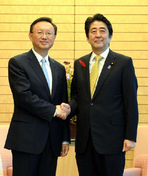 日媒:中日高官穿梭外交促两国关系转圜