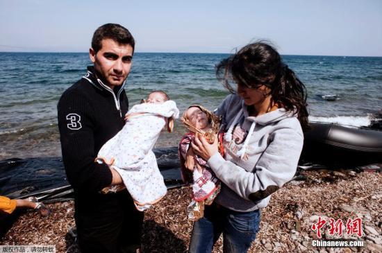欧洲议会批准欧盟再拨4亿欧元应对难民问题