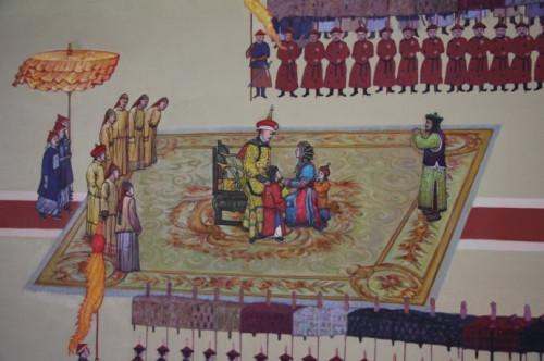 联姻是清史,满族史,蒙古史的重要事件,长达300年,涉及近600人次,民国