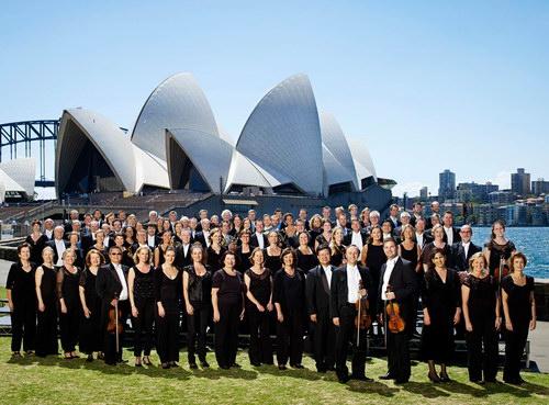 悉尼交响乐团