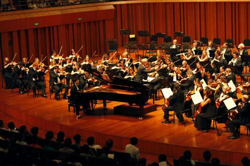 悉尼交响乐团在国家大剧院