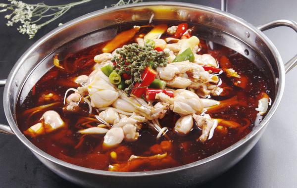最辣的菜_酸酸辣辣 冬阴功汤