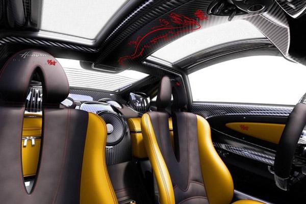 以龙为主题,帕加尼中国特别版车型限量3辆
