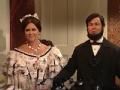 《周六夜现场第41季片花》第二期 搞笑演绎林肯被刺杀全过程 观众无语惨遭白眼