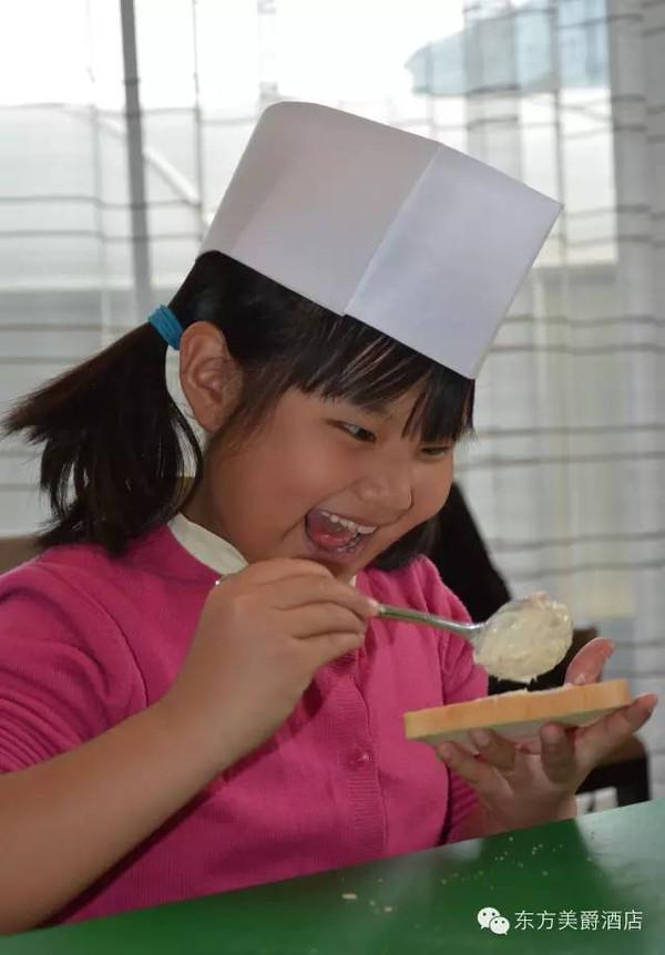 烹然心动课堂烹饪美食系列美食两种三明治垦丁亲子图片