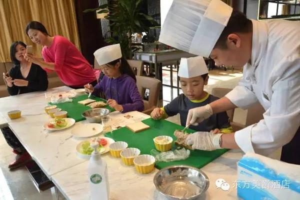 烹然心动美食烹饪课堂系列亲子两种三明治周记美食吃250字图片