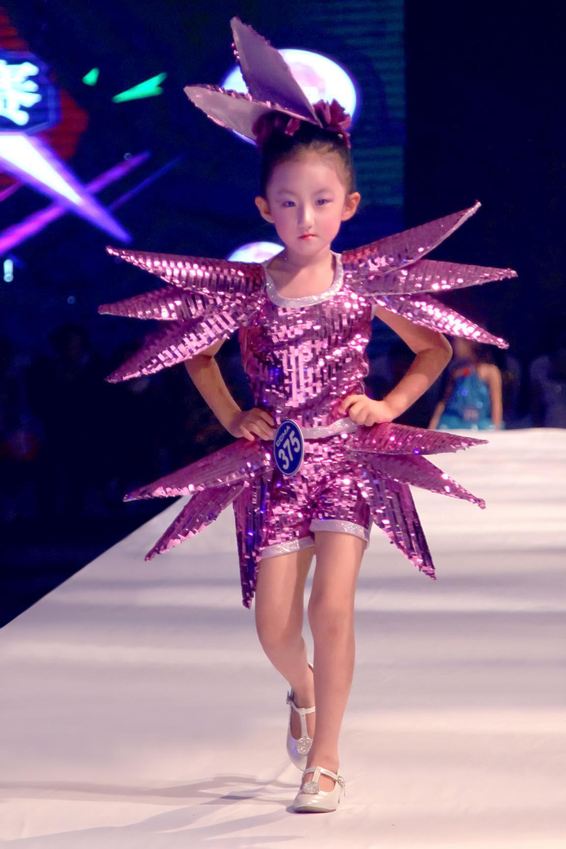 儿童模特儿大赛