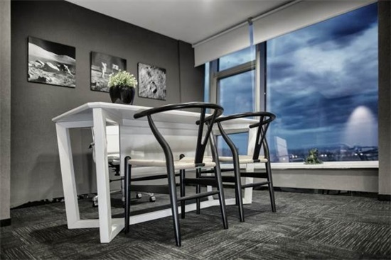 信德黑石建筑工程常识实力结合做行业室内设计讲座软硬图片