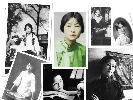 林徽因:徐志摩为见她而死,金岳霖为她终身不娶图片