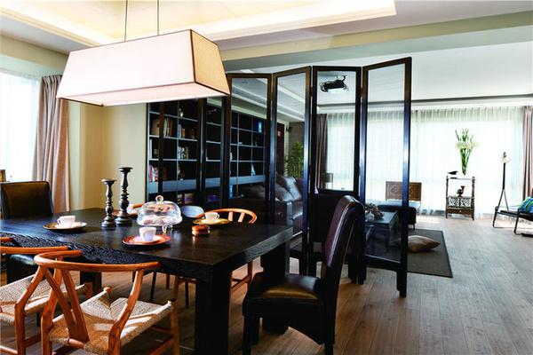 济南开元府别墅装修案例 济南最好色的别墅设计高清图片