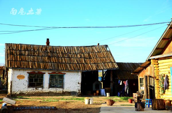 室韦,因淘金潮遗留的俄罗斯风情小镇