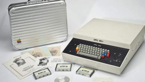 土豪果粉请收藏 Apple 1起拍价超245万