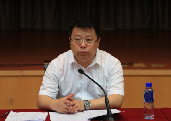 现任北京都城守业团体有限公司党委布告、董事长、总司理的王灏,拟举荐为向阳区公民政府区长人选