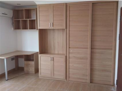 定制家具_书桌,书柜,衣柜三者一体