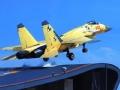 中国航母再出航 5架歼-15随行引关注