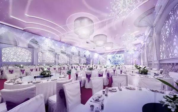 小编教你7步选出婚礼宴会厅,完美!