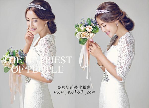 北京婚纱摄影;微胖新娘拍婚纱照技巧-搜狐