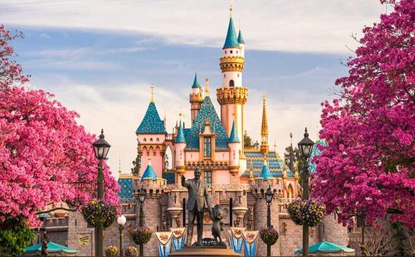 美国十大主题游乐园介绍_美国主题乐园列表      其中的迪士尼-魔法王