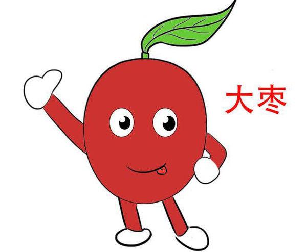 鲜枣与其他秋季水果相比,营养素元素居首位,维生素C、钾、镁等.