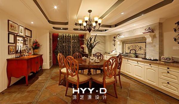 2,照片墙还可以设计在玄关,餐厅这些地方,起到区隔空间的作用.