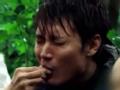 《搜狐视频综艺饭片花》贝尔带队生吃爆浆牛眼 明星遭虐吃活蚯蚓