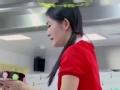 """《搜狐视频综艺饭片花》蔡少芬摸鱼受惊""""花枝乱颤"""" 谢娜自创歌曲炫夫"""